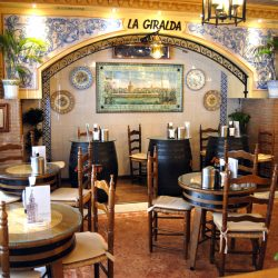 Comida Andaluza en Madrid